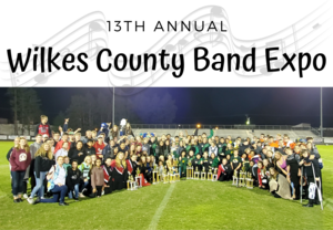 13th Annual Wilkes County Band Expo