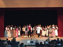 Johnson Middle School Presents Beauty and the Beast