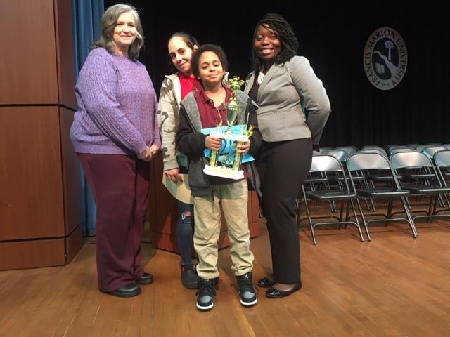 Regional Spelling Bee Winner