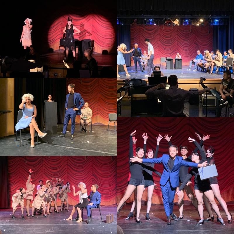 Maspeth High School Fine & Performaing Arts Department Presents . . . Chicago-The Musical Featured Photo