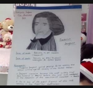 Frederick Douglass project