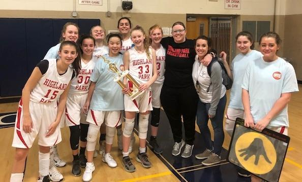 8th-grade Lady Raiders cap undefeated season Featured Photo