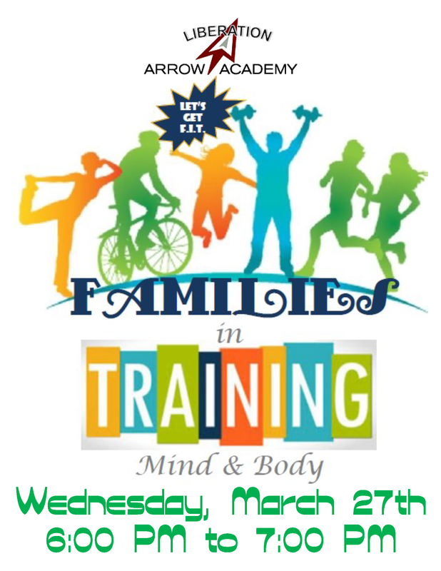 Family Fitness Nite Featured Photo