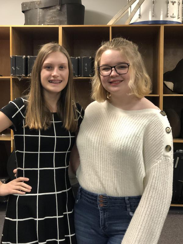 Pass Christian Middle School Students Join All-State Honor Choir Featured Photo