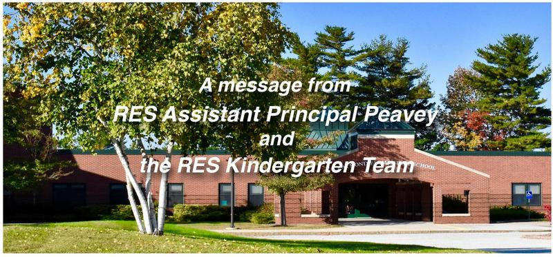 RES Fall Message