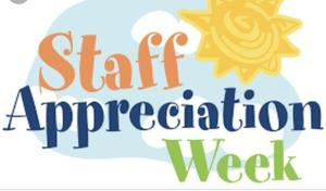 Screenshot of Staff Appreciation Week logo