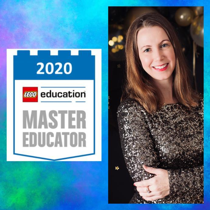 Carroll Elementary librarian selected for LEGO Education Master Educators Cohort Featured Photo