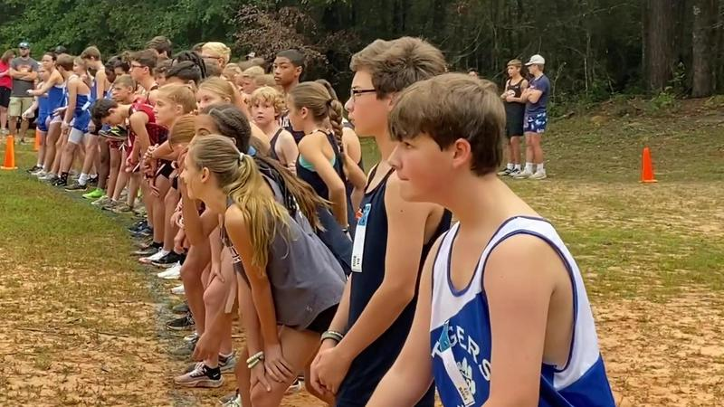 LCSD Cross Country Competition