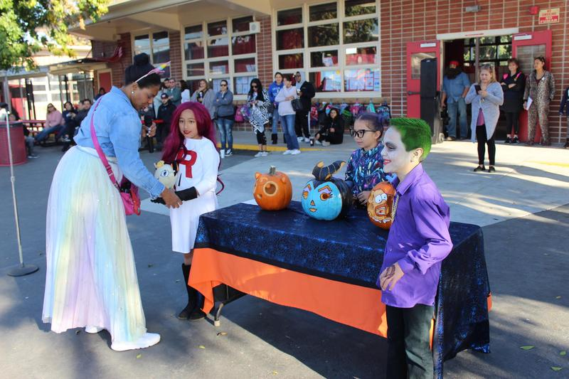 Halloween Parade and Red Ribbon Week at Ada S. Nelson Featured Photo