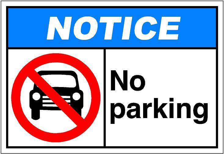 No Parking Featured Photo