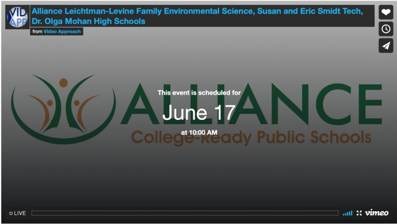 Smidt Tech 2021 Graduation - Live Stream Thumbnail Image