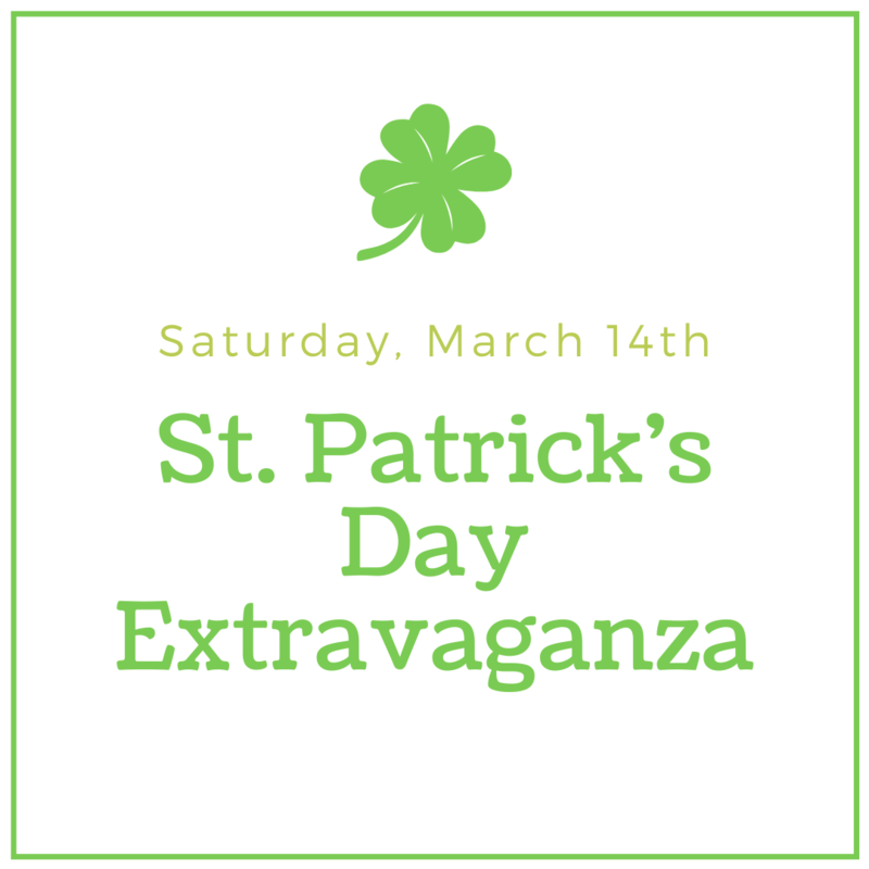 St. Patrick's Day Extravaganza Featured Photo