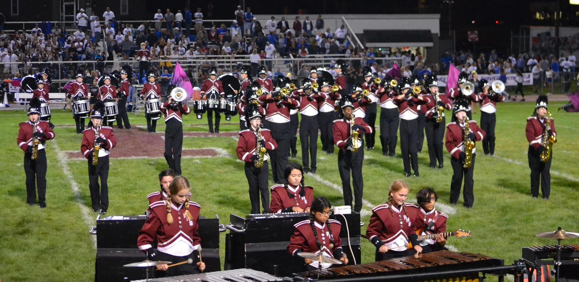 PHS Marching Band