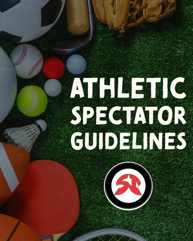 Winter Sports Athletic Spectator Guidelines Featured Photo