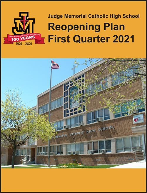 Reopening Plan 1st Qtr 21