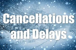 delay/cancellation