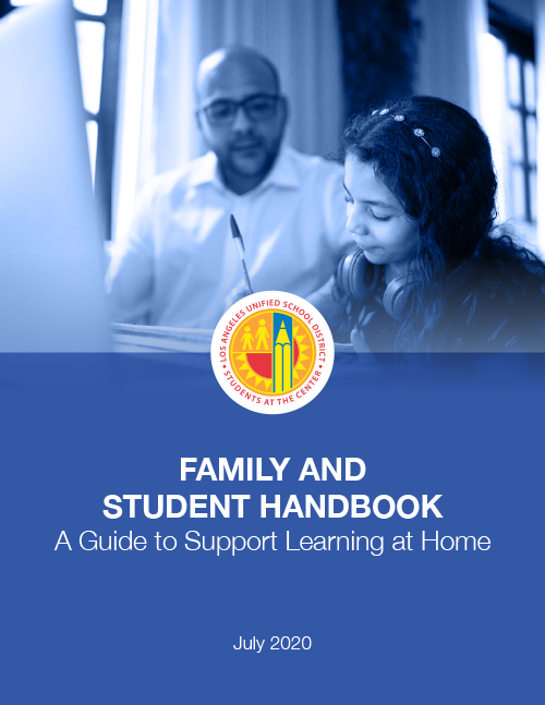 LAUSD Family-Student Handbook_ENG-cover.png
