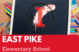 East Pike Button