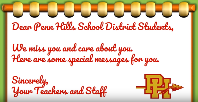 message to students video