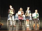 LCSD's Meridian Star Spelling Bee Winners