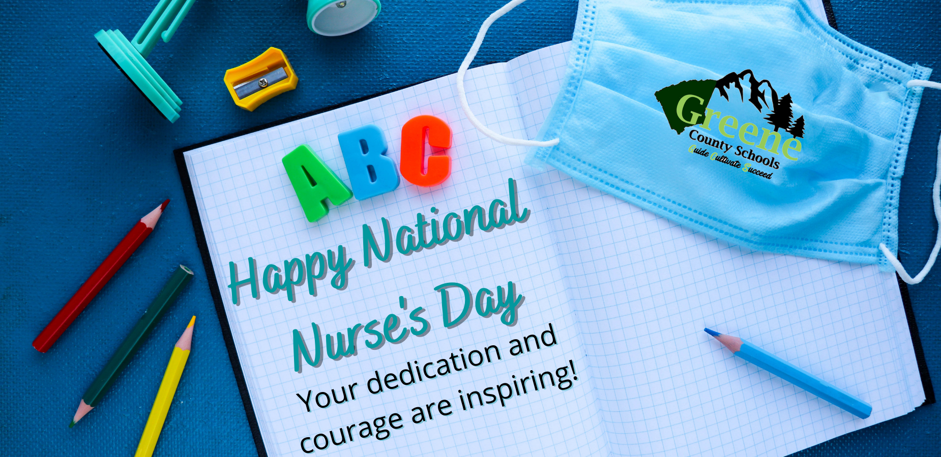 Happy National Nurse's Day to our school nurses.