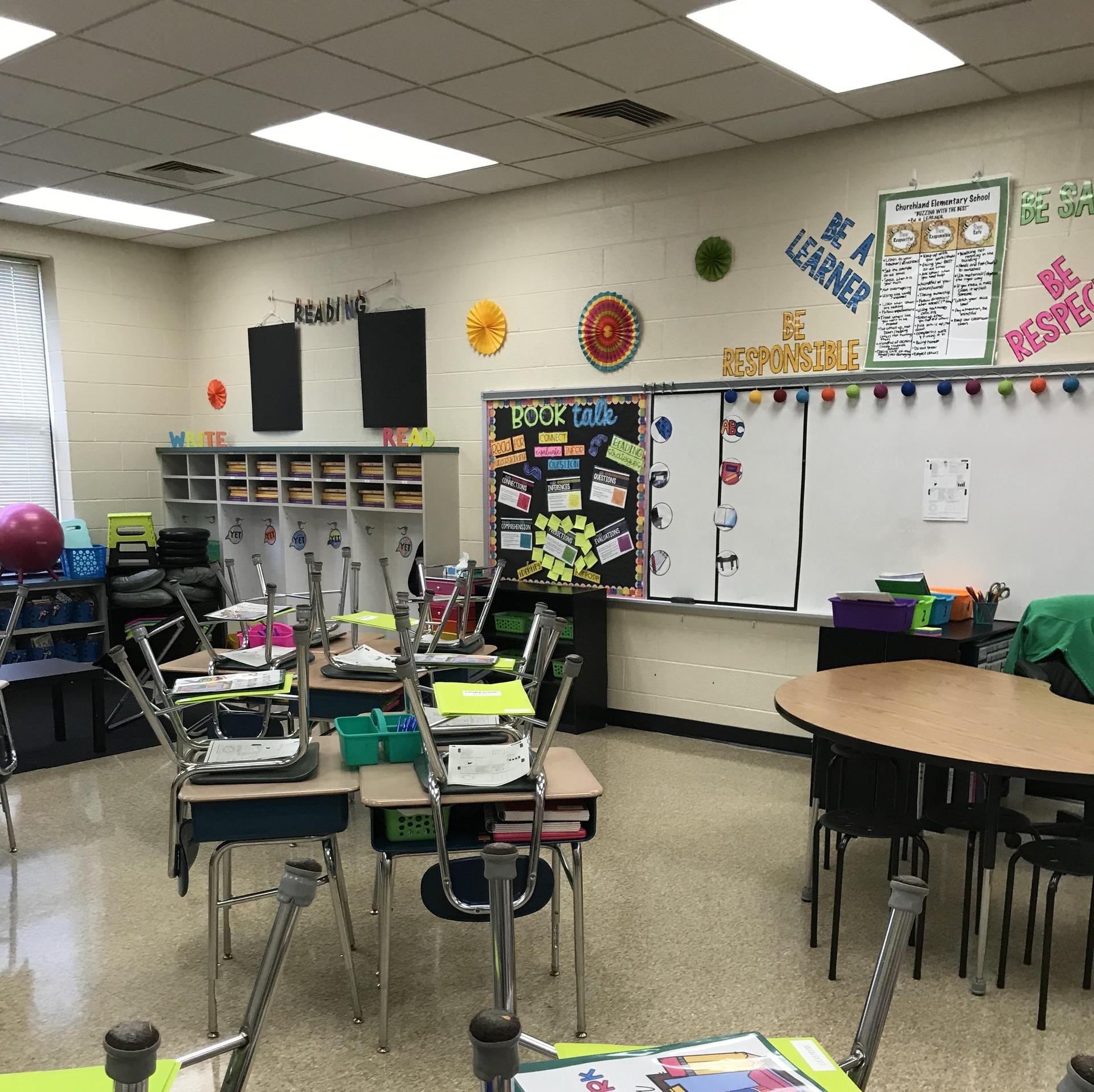 Our 2018-2019 Classroom