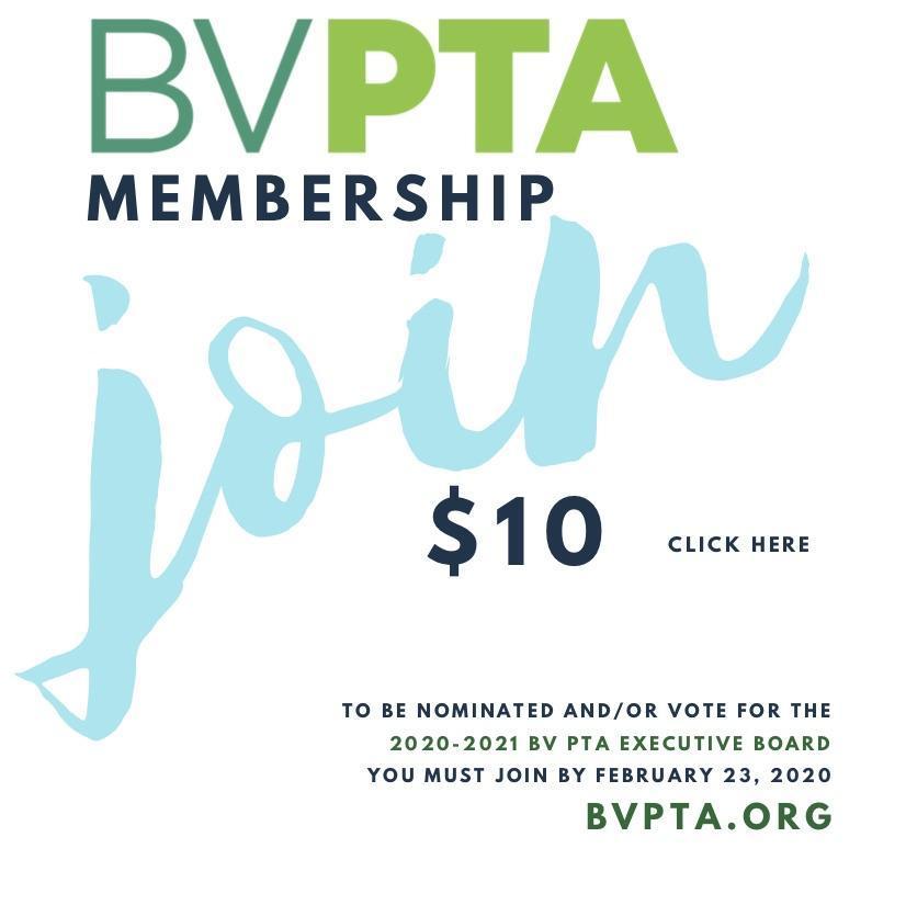 BV PTA Membership