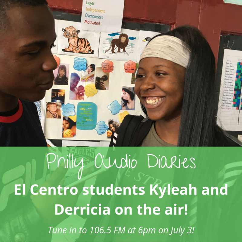 El Centro students featured on WPPM