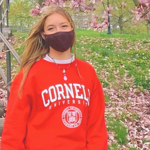 Ava Robillard at Cornell
