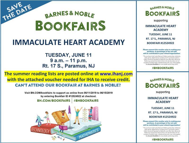 Barnes & Noble (Summer Reading) Online Bookfair - June 11-15 Thumbnail Image