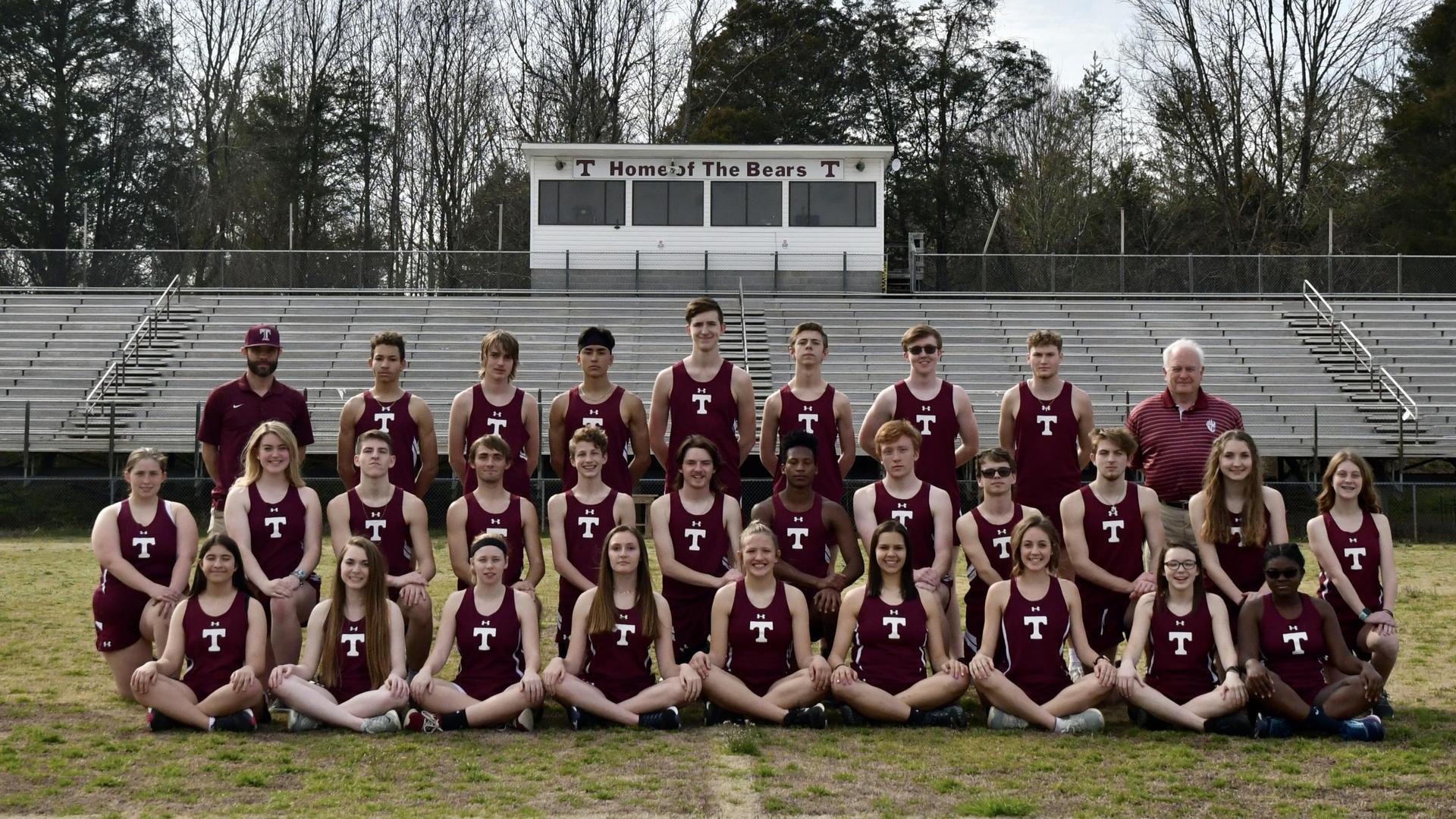 2021 TPHS Track Team