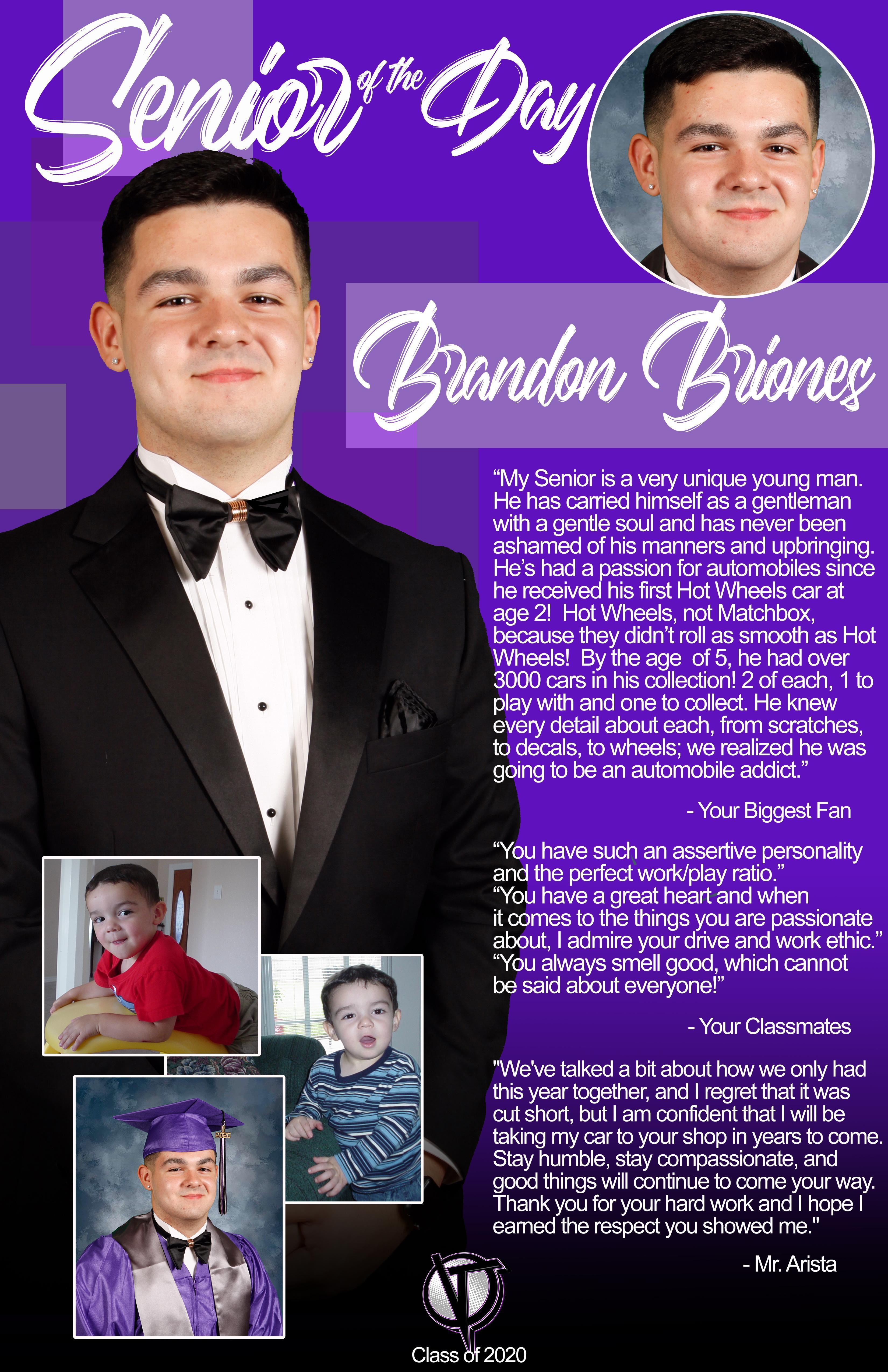 Brandon Briones