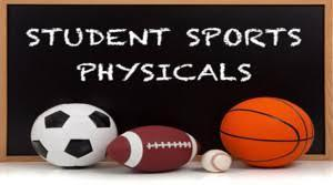 sports physical pic