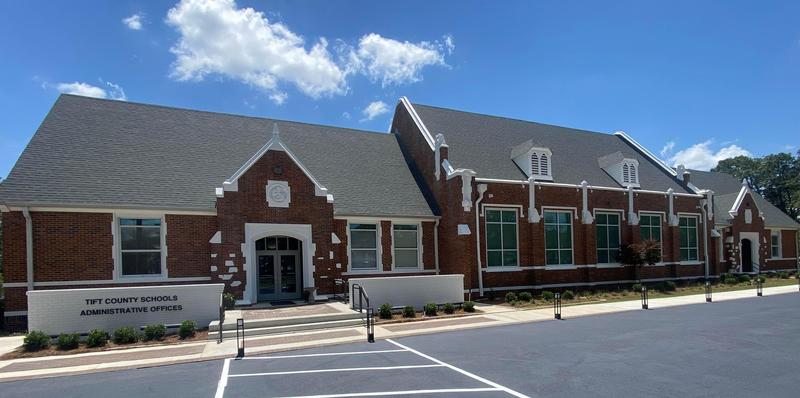 Tift County Schools Administrative Offices to Open Monday, May 3rd Featured Photo