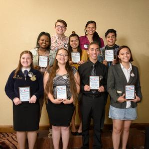 Hemet and San Jacinto's Students of the Year