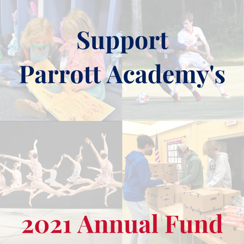 2021 Annual Fund collage