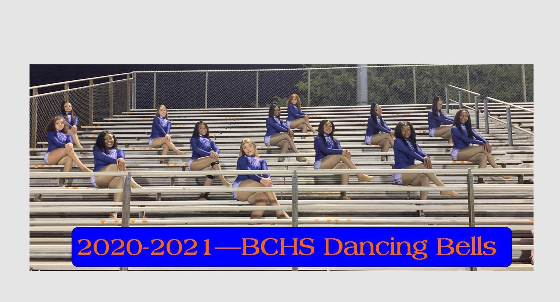 2020-2021 BCHS - Dancing Bells Team Member
