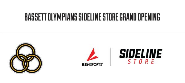 Bassett Olympians Sideline Store