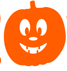 Orange Pumpkin Clip Art