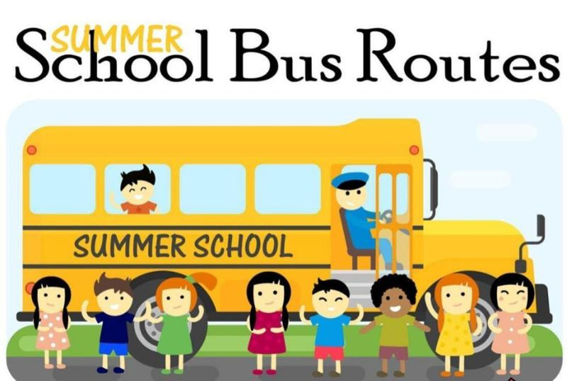 Traditional Summer School Bus Routes Featured Photo