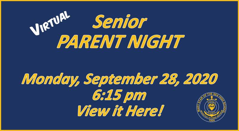 Senior Parent Night Featured Photo