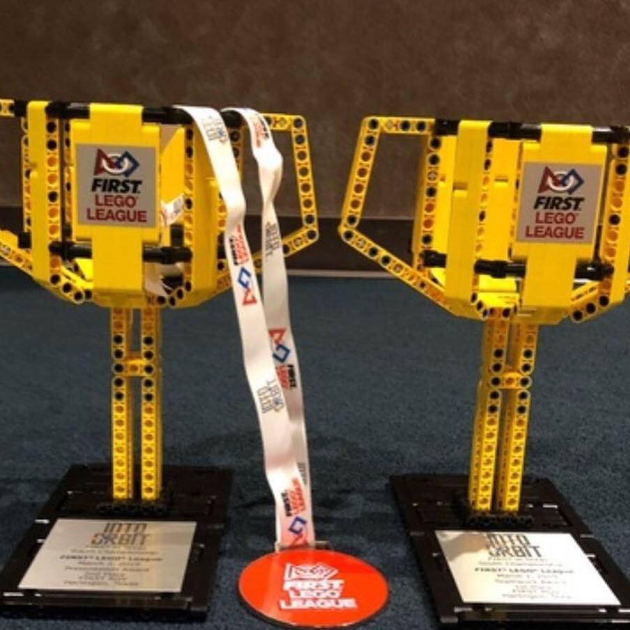 Robotics Trophies