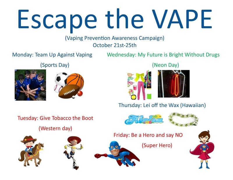 Escape the VAPE Campaign Thumbnail Image