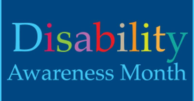 October is Disability Awareness Month Featured Photo
