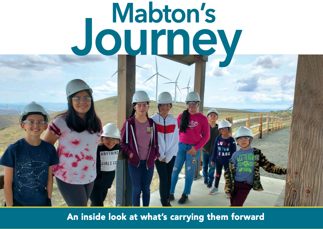 Image, Mabton's Journey