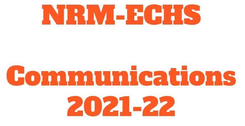 Communications presentation 2021