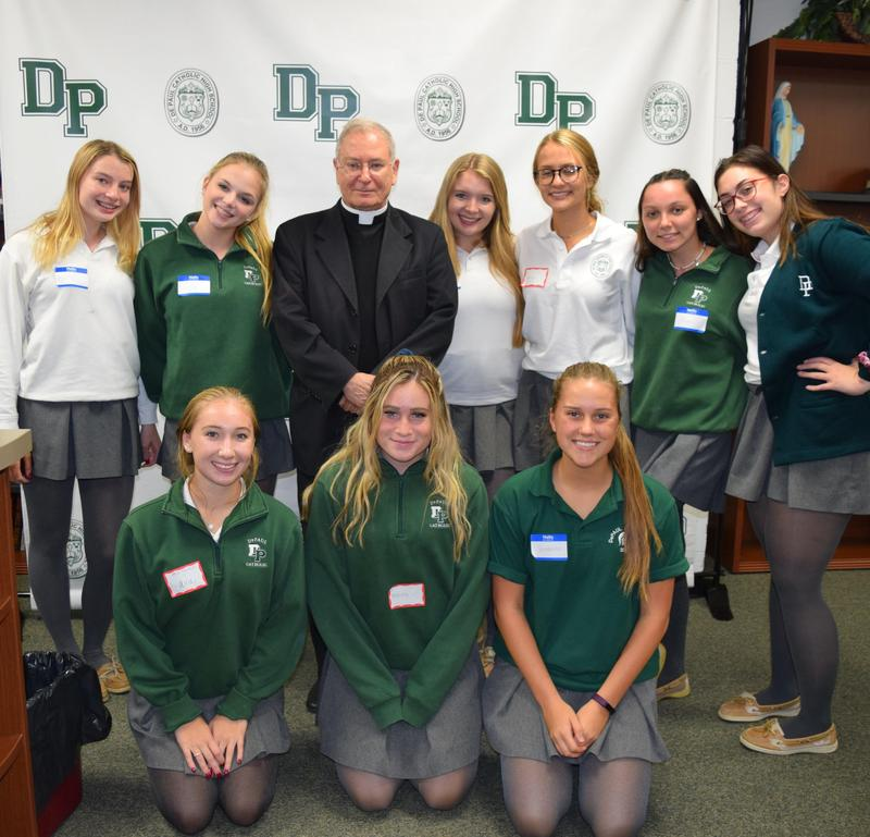 An Evening with Bishop Serratelli for Women Featured Photo