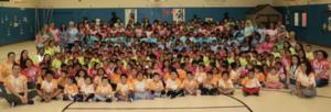Summer Skills Academy Staff and Students