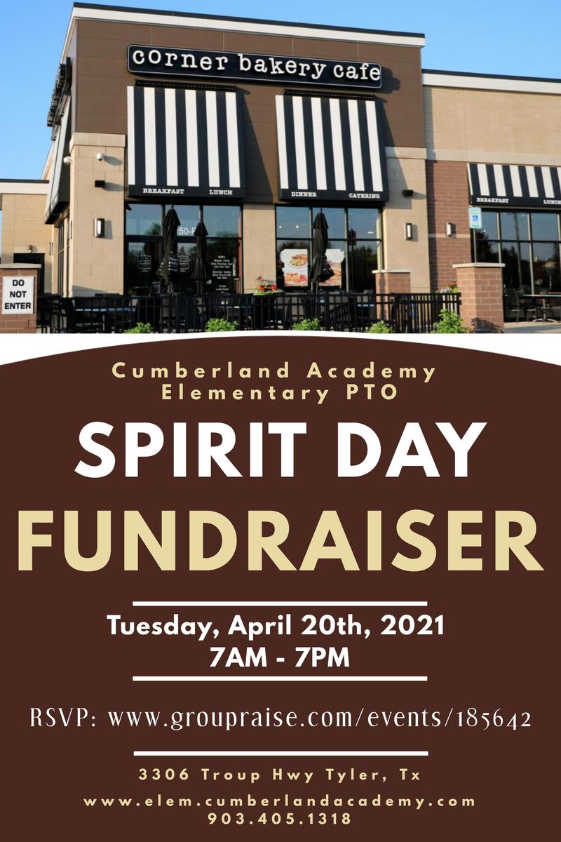 Corner Bakery Fundraiser Sponsored By CAES PTO Featured Photo