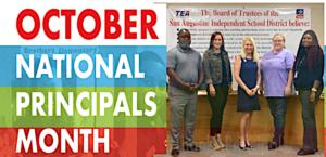 National Principals Month October